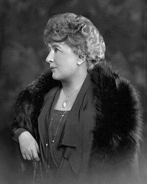 Katherine Mayo - Mayo in 1928