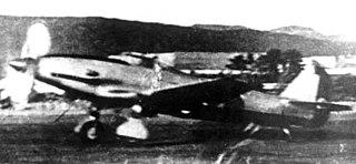 Kawasaki Ki-64 Japanese World War II prototype plane