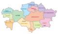 Kazakhstan provinces de.png