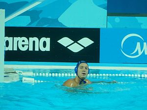 Sava Ranđelović - Image: Kazan 2015 Water polo Men Gold medal match 042