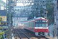 Keikyu type 2100 at Yasuura (6344716368).jpg