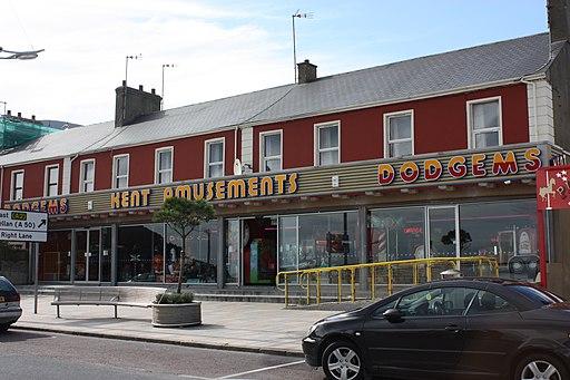 Kent Amusements, Newcastle, County Down, September 2011