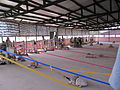 Kente weaving facility, Tafi Abuipe, Ghana.JPG