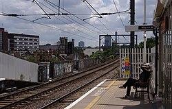 Kentish Town West railway station MMB 06.jpg