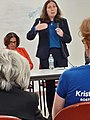 Kenzie Bok at September 18 2019 Boston City Council candidates' forum 04.jpg