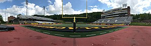 Kidd Brewer Stadium - Image: Kidd Brewer Stadium(Panorama From N)