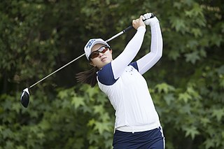Kim Sei-young South Korean golfer