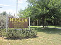Kimble County Museum sign IMG 4337.JPG