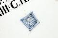 Kinesisk signatur och museets föremålsnummer över - Hallwylska museet - 96012.tif