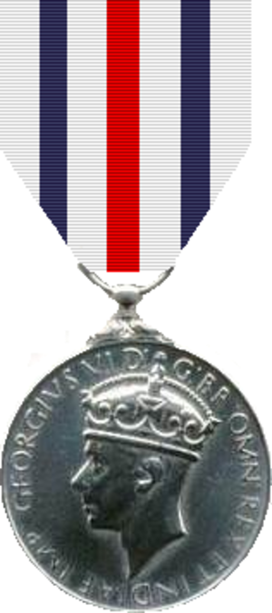 King's Medal for Service in the Cause of Freedom - Image: King's Medal for Service in the Cause of Freedom