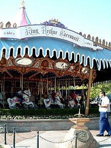 King Arthur Carrousel - Wikipedia