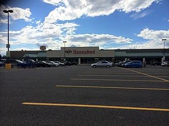 Hannaford Brothers Company - Image: Kingston, NY Hannaford