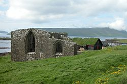 Kirkjubøur, Faroe Islands.JPG