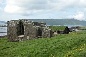 Magnus Cathedral - Ruins of  Magnus Cathedral