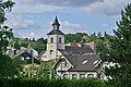Kleinsteinbach - Bahnhof - Kirche - panoramio.jpg