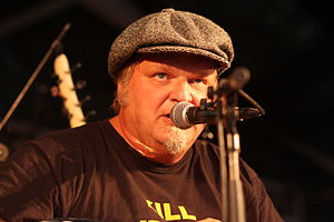 2013 in Norwegian music - Knut Reiersrud at Notodden Blues Festival.