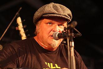 2013 in Norwegian music - Knut Reiersrud at Notodden Blues Festival.