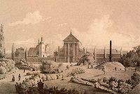 Kościół XX. Kapucynów i pomnik Unii Lubelskiej w Lublinie, Adam Lerue.jpg