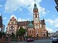 Kościół p.w Św Trójcy widok z ulicy - panoramio.jpg