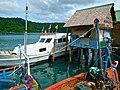 Ko Kut, Ban-Aosalad, Hospital-Boat - panoramio.jpg