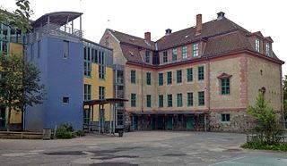 Kolbotn Town in Østlandet, Norway