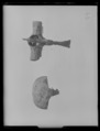 Kolvkappa till pistol, jordfynd - Livrustkammaren - 36442.tif