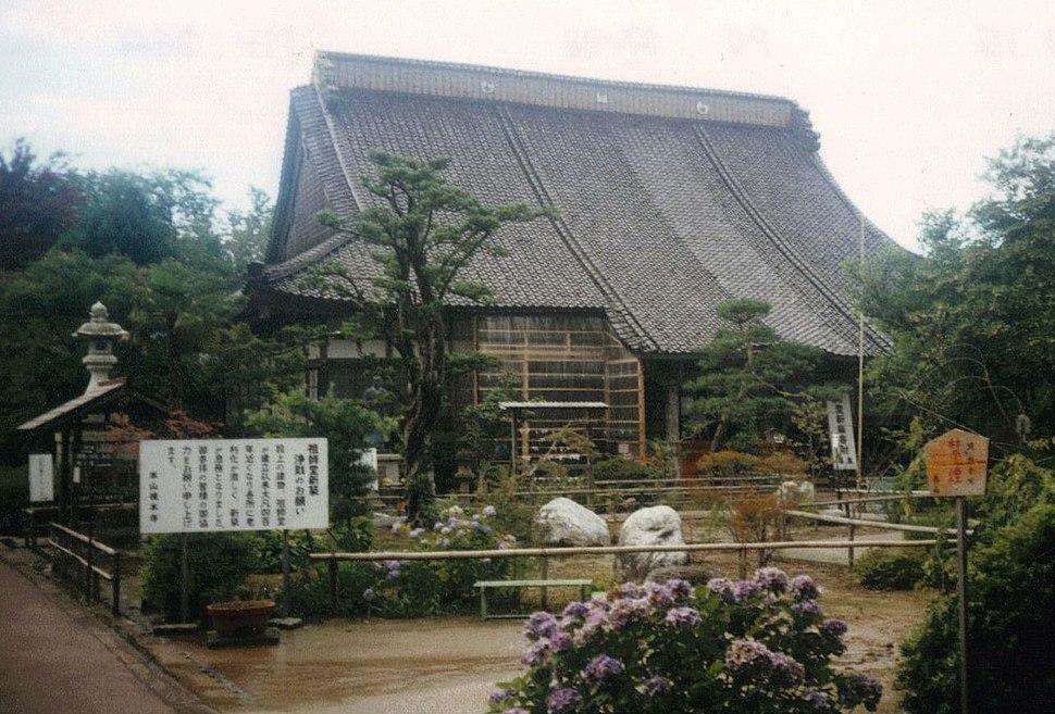 Konponji-Tempel