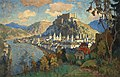 Konstantin Gorbatov - A View of Salzburg.jpg