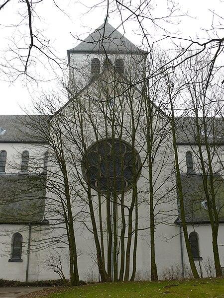 Abteikirche Kornelimünster