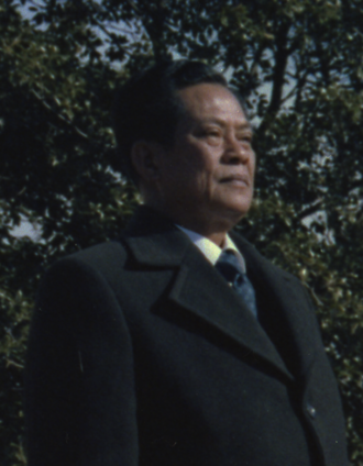 Kriangsak Chamanan - Image: Kriangsak Chomanan