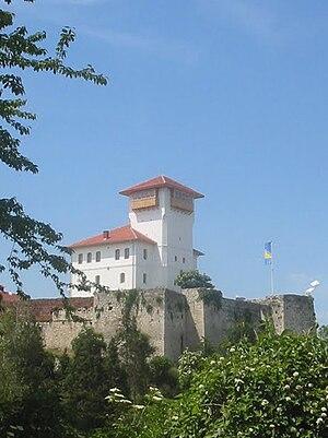 Husein Gradaščević - Gradačac Castle. The administrative headquarters of the Gradačac captains.