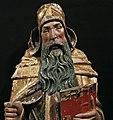 Kvæfjord; Altar piece I Antonius - Alterskap - Kulturhistorisk museum, UiO - C3215.jpg