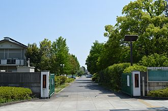 Kyoto Institute of Technology - Saga Campus (Center for Bioresource Field Science)