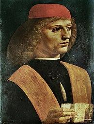 bildnis eines jungen mannes 14851490 - Leonardo Da Vinci Lebenslauf