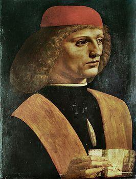 Léonard de Vinci - Portrait d'un musicien.jpg
