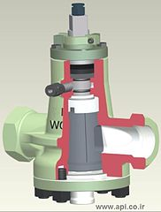 Lubricated Plug Valve Natural Gas