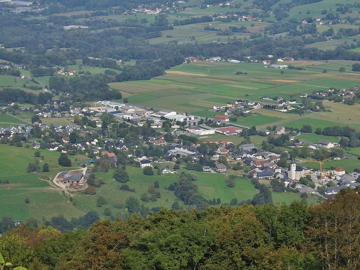 La biolle wikip dia for Savoie code postal