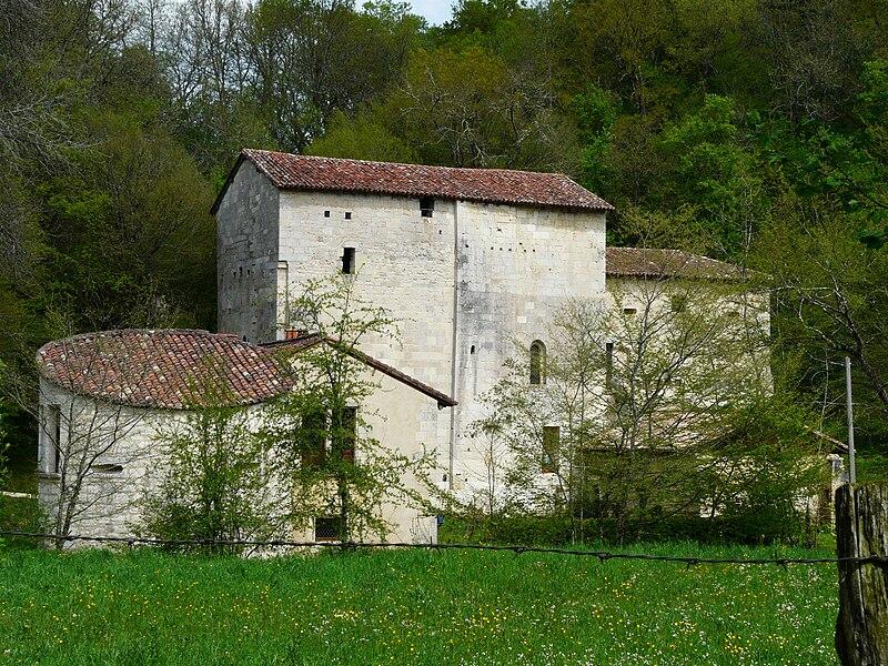 Fichier:La Chapelle-Gonaguet Merlande 2.JPG