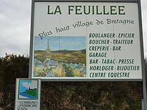 La Feuillée plus haut village de Bretagne.JPG