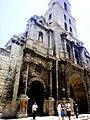 La Iglesia-Convento de San Francisco se eleva ante nosotros - panoramio.jpg