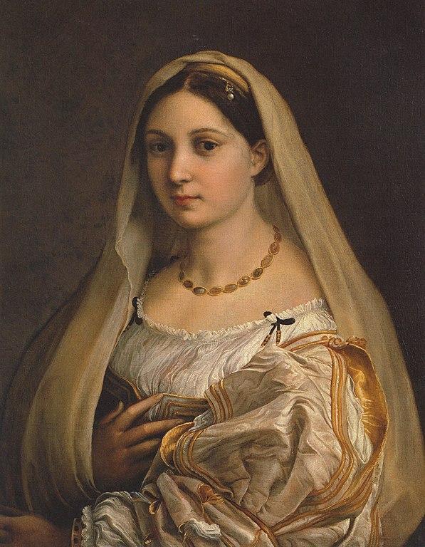 Дама с покрывалом (Донна Велата)