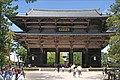 La grande porte sud du Todai-ji (Nara, Japon) (42927033591).jpg