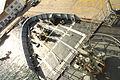 """La proa del """"Atalaya"""" y su cañón Mk.22 vistos desde el puente de mando (16439612818).jpg"""