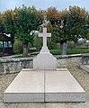 La tombe de Charles, Yvonne et Anne de Gaulle (octobre 2020).jpg