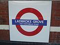 Ladbroke Grove stn roundel.JPG