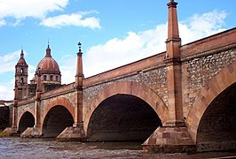 Lagos de Moreno restos coloniales