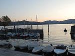 Lakeshore Ispra Sunset September 2012 5.JPG