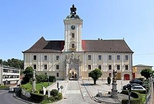 Symphony, K. 45a (Mozart) - Lambach Abbey