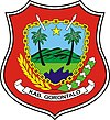 Official seal of Gorontalo Regency