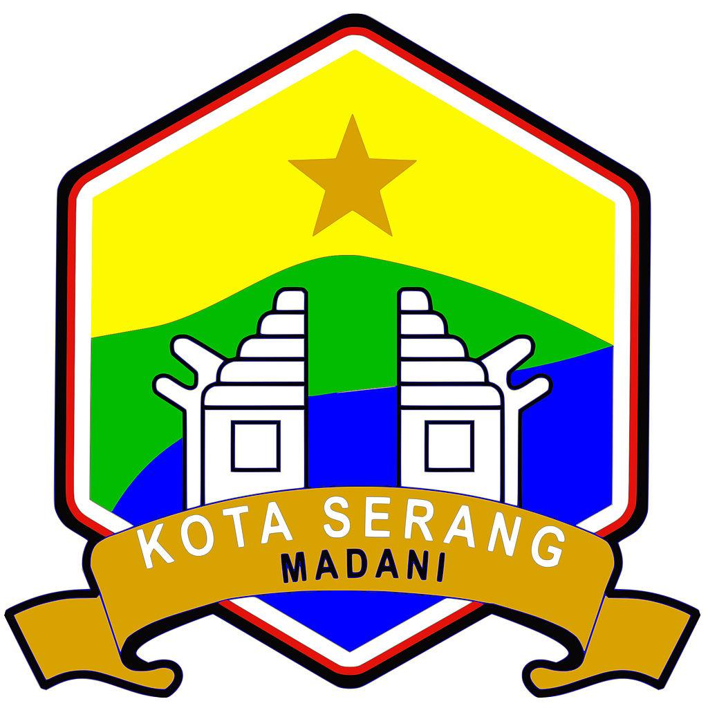Zeichen der Endzeit - Seite 8 1024px-Lambang_Kota_Serang